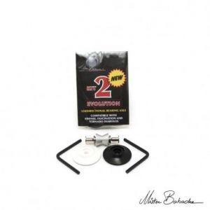 Mr. Babache Evolution Kit NO 2 - Achse mit Kugellager