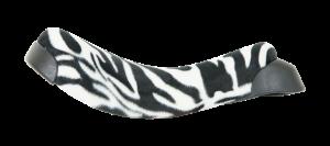Qu-ax Einradsattel Luxus - Zebra