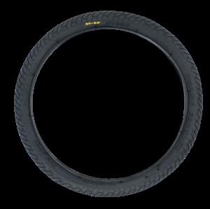 Qu-ax Reifen schwarz - 18 Zoll