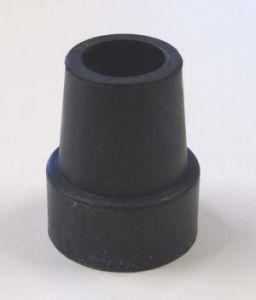 Gummifuß für orange und rote Actoy Stelzen - 28 mm