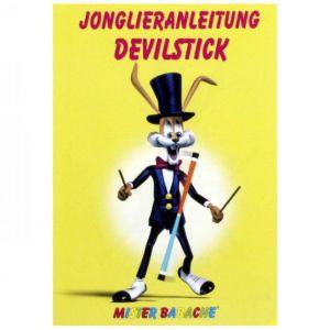 Mr. Babache Broschüre: Devilstick