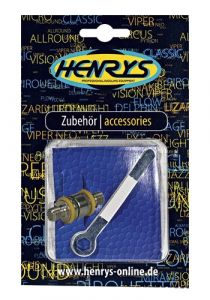 Henrys YoYo AXYS Speed Explosion Achse