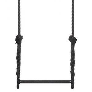 Trapez 60 cm schwarz