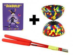 Diabolo Einstiegsset Fiber
