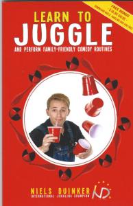 Buch: Learn To Juggle - Niels Duinker (englisch)