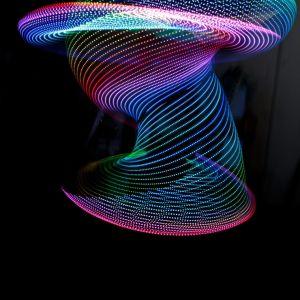 Echo LED Hula Hoop - 84 LEDs