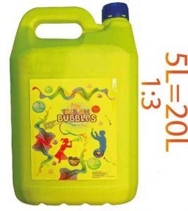 Tuban Konzentrat für Seifenblasenflüssigkeit - 5 l