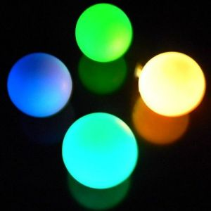Fade LED-Jonglierbälle 68 mm 155 Gramm pro Ball