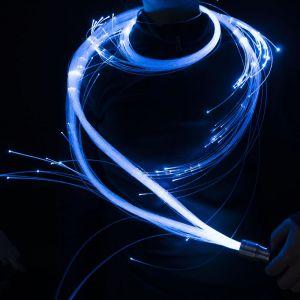 Fiber Flies Mega FiberHead - Schweif für Fiber Flies LED-Peitsche - 160 Fasern