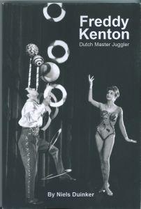 Buch: Freddy Kenton - Dutch Juggling Master (englisch)