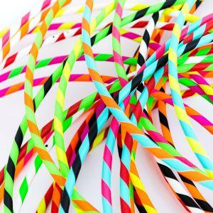 Play Perfect Hoop gestreift - 100 cm