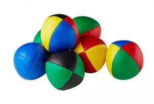 Henrys Beanbag Premium Jonglierball - 85 g glatt
