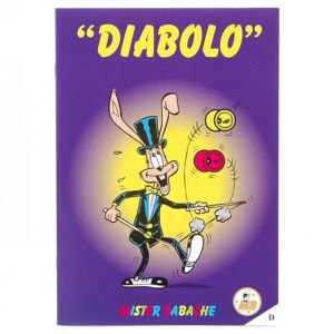 Mr. Babache Broschüre: Diabolo