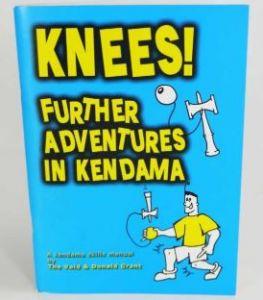 Knees! - Kendama Buch (englisch)