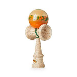 KROM Kendama Unity - Equilibrium - orange