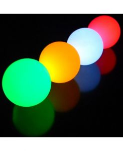 LED-Jonglierball - 68 mm - 155 gram