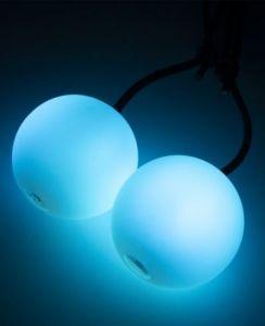 Wiederaufladbare multifunktions-LED-Pois - 95 mm