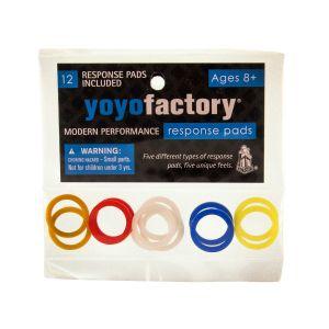 YoYoFactory Pro Pad Set - 12 Responsepads