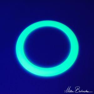 Mr. Babache 32cm Jonglierring - Glow in the dark