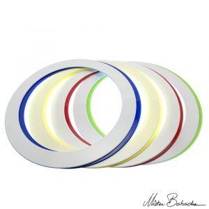 Mr. Babache Jonglierring Reverso  32 cm - zweifarbig