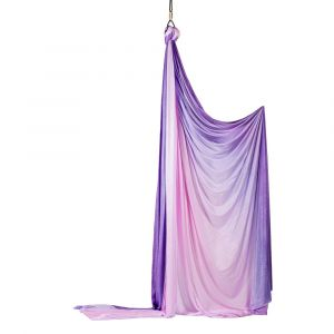 Prodigy Tissue - Aerial Silk - Vertikaltuch - violett/rosa