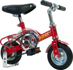 Qu-ax Mini Bike / Miniatur Clownsfahrrad - rot