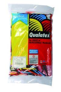 Qualatex - 260Q Modellierballons - 100 Stück