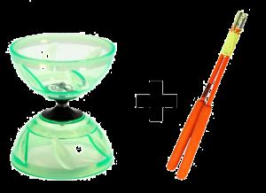 Taibolo Glary Diabolo Set Fiber