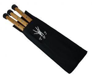 Three Fingers Tasche für 3 Jongliermesser