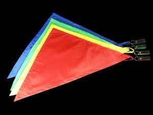 Triangel Poi | Flaggenpoi