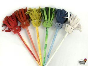 Bravo Flowerstick Elements - inklusive Handstäbe und Tasche - rollbar