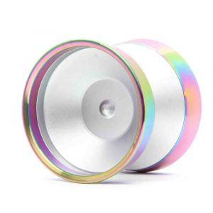 YoYoFactory Edge Beyond silber/multicolor