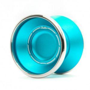 YoYoFactory Bi-Metal Shutter - blau/silber